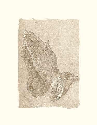 Albrecht Dürer - Praying Hands