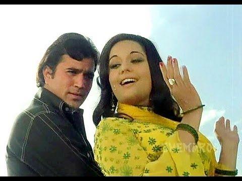 Suno Kaho Suna - Rajesh Khanna - Mumtaz - Aap Ki Kasam - Kishore - Lata ...