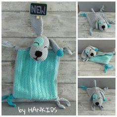 Crochet Pattern Snuggly Blanket Dog – Stanka