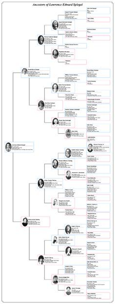 2743 best Genealogy images on Pinterest Family tree chart - family tree chart template