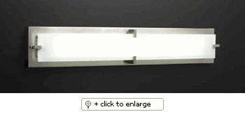 POLIPO /T 5 PLC Bathroom Light Fixture  Item# POLIPO-T5  Regular price: $597.50  Sale price: $430.50