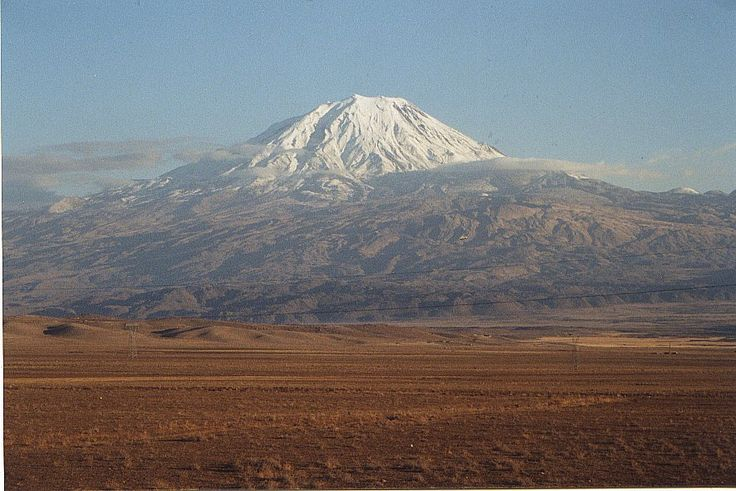 Mt. Ararat http://www.farhorizons.com/trips/europe/TourtoEasternTurkey/tourtoeastTurkey.php