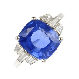 September's birthstone: Sapphire