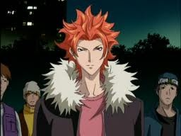 best character in Air Gear.