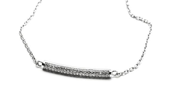 Dainty Bar Bracelet from the Dainties Collection  http://www.sterns.co.za