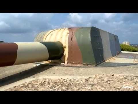 Vickers 381/45. El mayor cañón artillado de  España. La mola ( DIRECTO ALOS FEDERALES DE ESPAÑA MEXICO SENADO PRECIDENCIAS RURAL ESTATALES ZETAS Menorca)