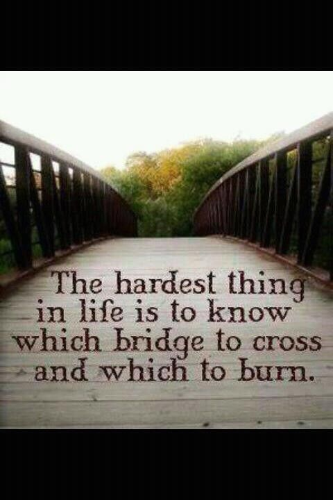 The Hardest Thing In Life Is To Know