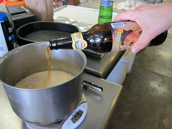 How to Make Beer Ice Cream!