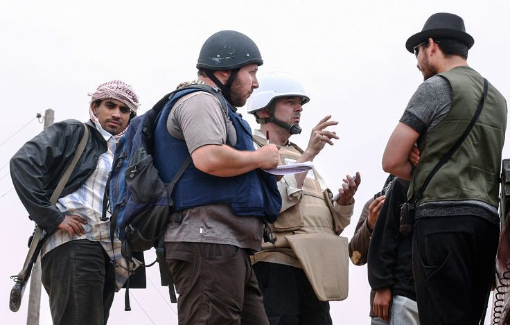 The Death of Steven Sotloff: Beheading an American hardly seems likely to keep the U.S. out of the Middle East. So what could ISIS possibly hope to gain from such an act?