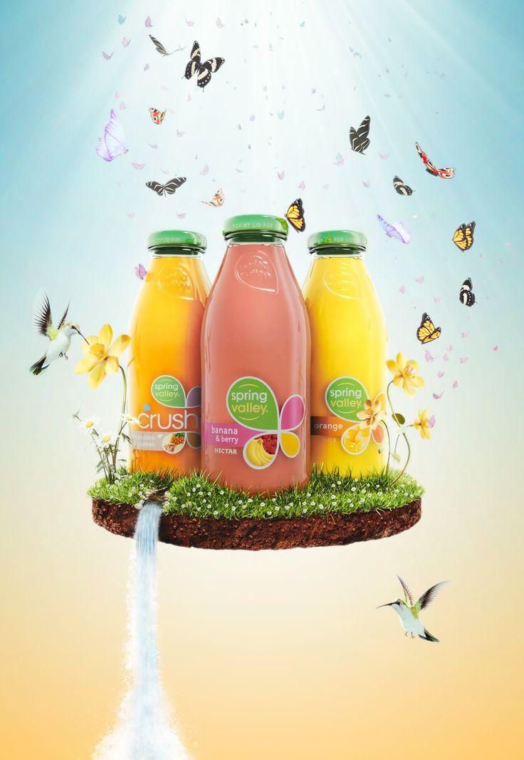 Springvalley Juices