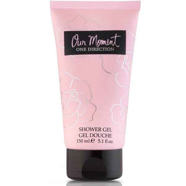 Our Moment One Direction Body Wash 150ml ($17) found on Polyvore<<< OH MY  *grabs you by your shoulders and shakes you viciously* *yells in your face* DO YOU KNOW WHAT THIS MEANS!?! DO YOU? GAHHHHHHHHHHH