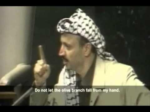 Yasser Arafat/UN/1974
