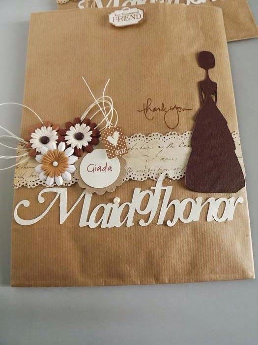 Il Gufo e La Mucca: PACKAGING PER UN MATRIMONIO - PACKAGING FOR A WEDDING