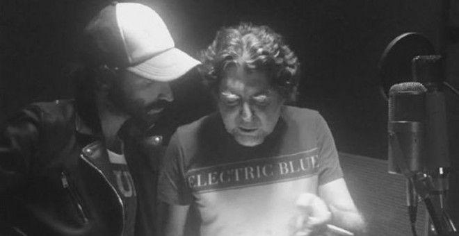 Joaquín Sabina ultima nuevo disco que verá la luz en la primavera de 2017 con producción de Leiva