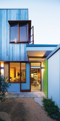 Captivating Campbell House. Western Red Cedar CladdingExterior ... Idea