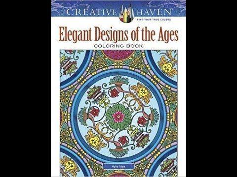Elegant Designs of the Ages - video flipthrough - YouTube