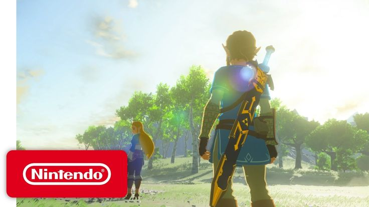 The Legend of Zelda: Breath of the Wild - Nintendo Switch Presentation 2...