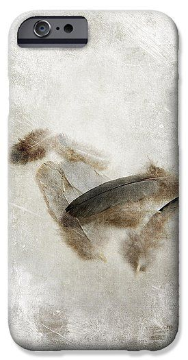 Feathers From A Fight IPhone 6s Case by Randi Grace Nilsberg