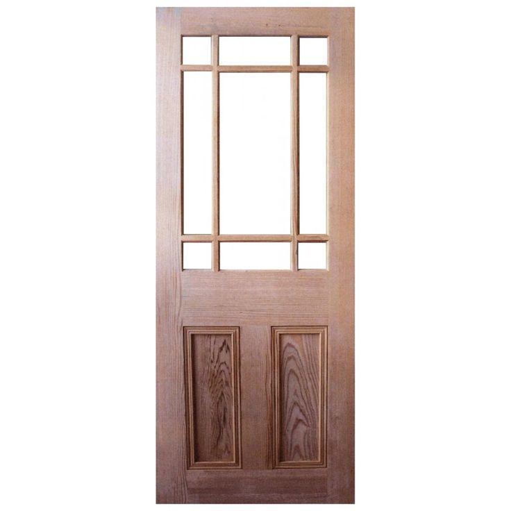 LPD Doors Nostalgia Victorian Style Downham Pitch Pine Interior/Internal Door  sc 1 st  Pinterest & The 9 best Internal doors images on Pinterest | Doors Entrance ...