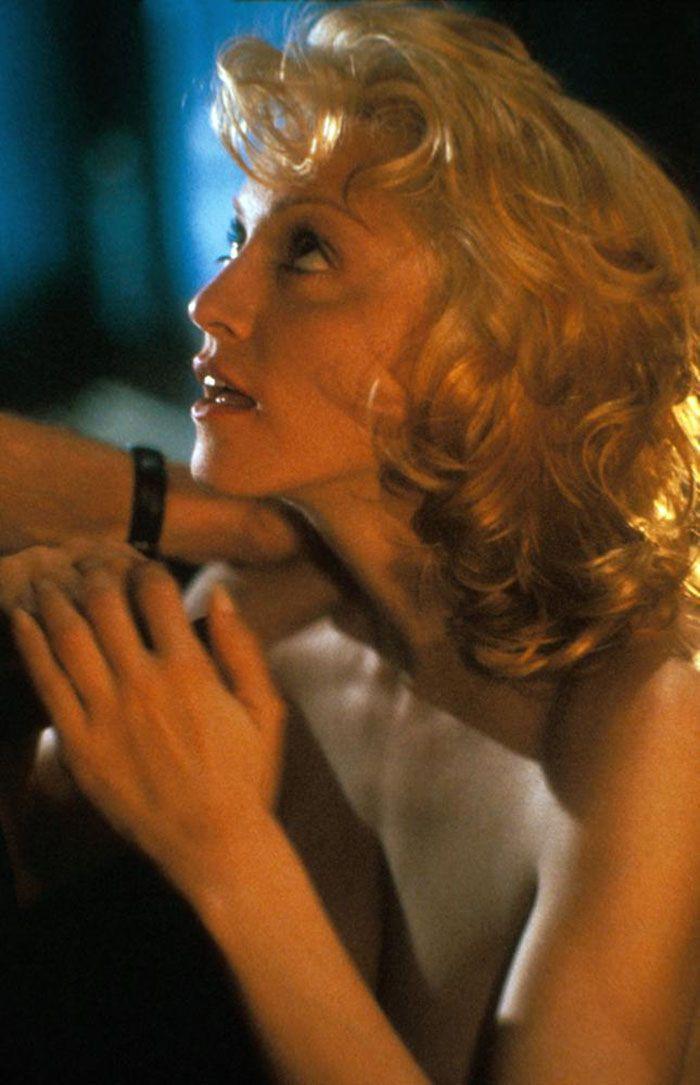 """Madonna en """"El Cuerpo del Delito"""" (Body of Evidence), 1993"""