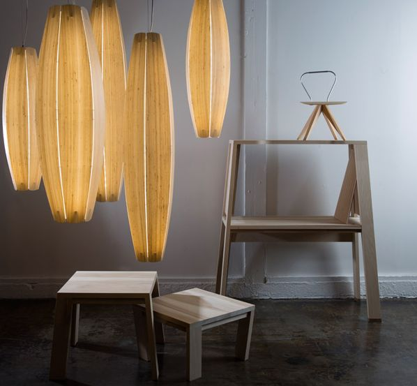 Cigar Lights By #3form #LightArt // Available Exclusively In Australia From  #MaterialRepublic
