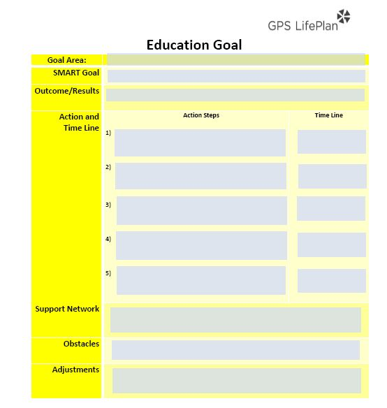 16 best Goal Setting images on Pinterest School, Exercise and - smart goals template