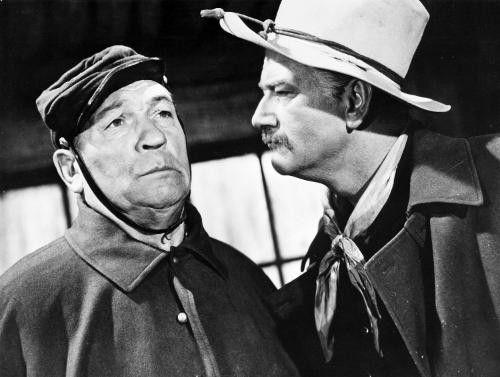 She wore a yellow ribbon - John Ford - 1949 Victor McLaglen & John Wayne