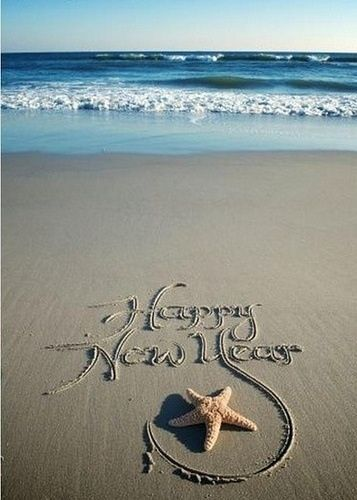 CHIC COASTAL LIVING: Happy New Year!