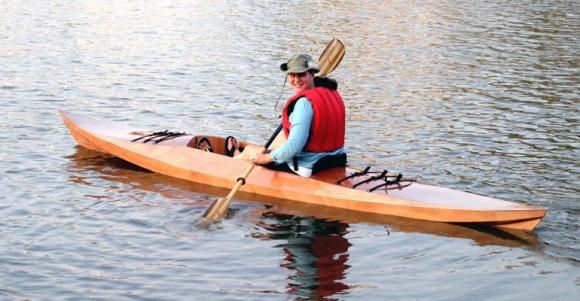 Chesapeake Light Craft » Sea Island Sport: Wooden Sit-on-Top Kayak That You Can Build! » Chesapeake Light Craft   Boat Plans, Boat Kits, Boatbuilding Supplies, Boat Kit, Kayak Kit, Canoe Kit, Sailboat Kit