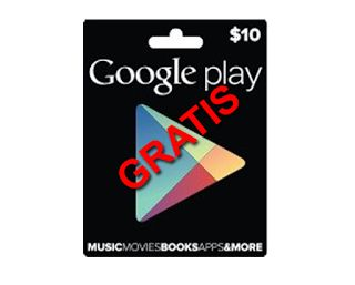cara isi gratis saldo playstore $10 dollar untuk beli aplikasi dan game berbayar plasytore
