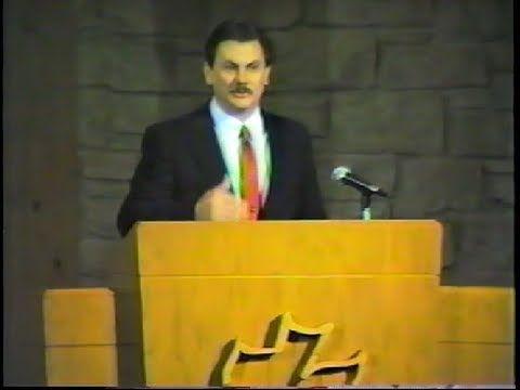 Blast From The Past | Calvary Chapel  Wichita Kansas  10/30/88