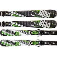 Elan 2014 Morpheo 10 Skis w/EL 10.0 Bindings