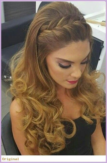 long hair models - braided hairstyle and beautiful make-up - # hairstyle #hair models #ha ... - rustic - #hairstyle #braided #ha - #beautiful #braided #hairstyle #models #rustic - #HairstyleBridesmaid