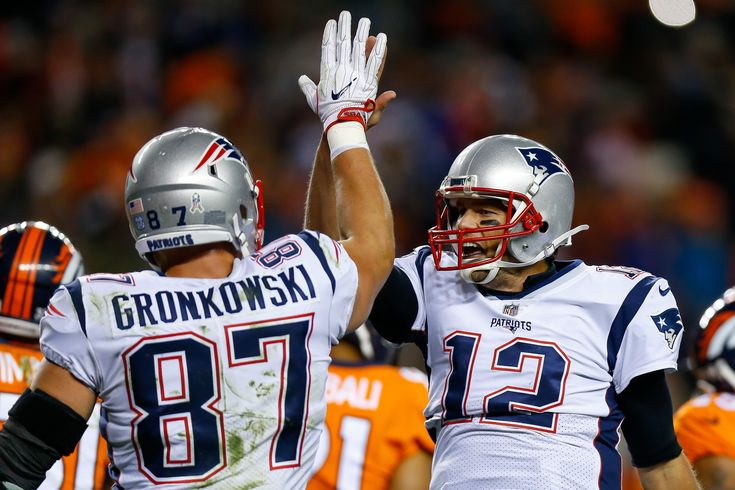 Injury update: Patriots star duo Tom Brady and Rob Gronkowski give updates on their injuries - Pats Pulpitclockmenumore-arrownoyesHorizontal - WhiteHorizontal - WhiteStubhub LogoHorizontal - White : The Patriots offensive players should be able to play on Sunday.