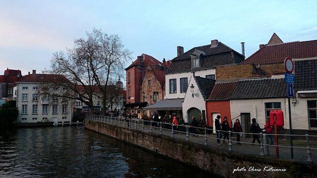Travel in Clicks: Bruges