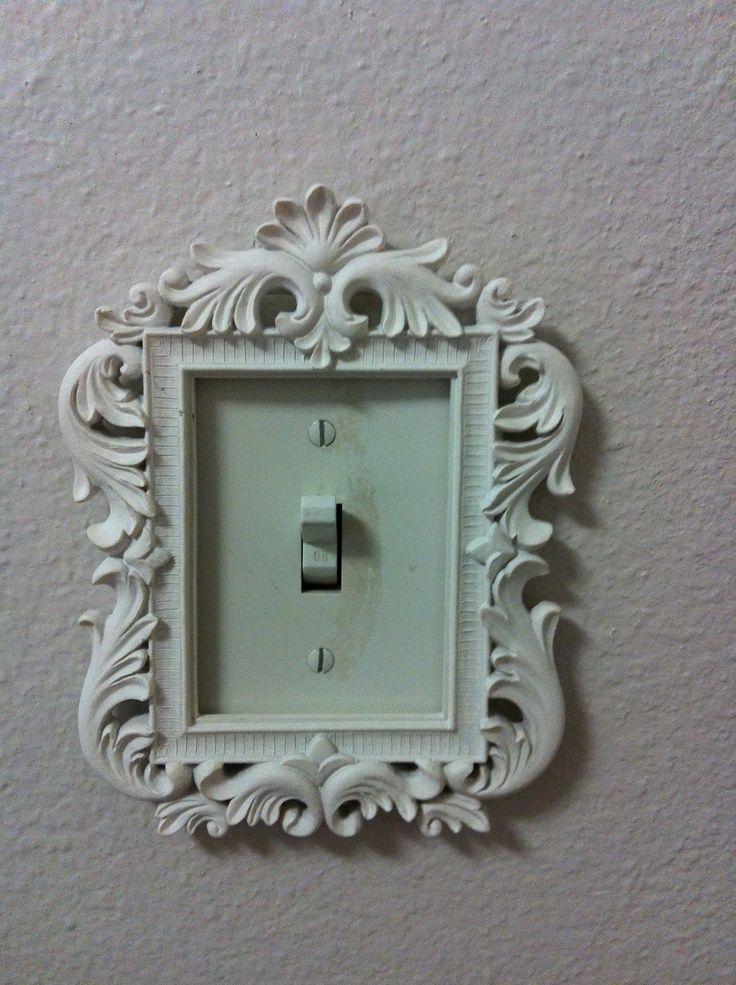 marcos para interruptores