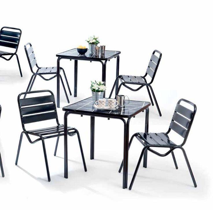 Pin de en jardinter mobiliario para - Mobiliario para terraza ...