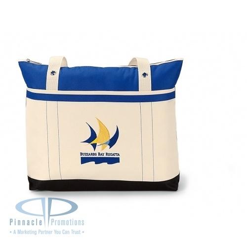 Windjammer Trade Show Bag - nautical design with grommet detailing #americanclassic