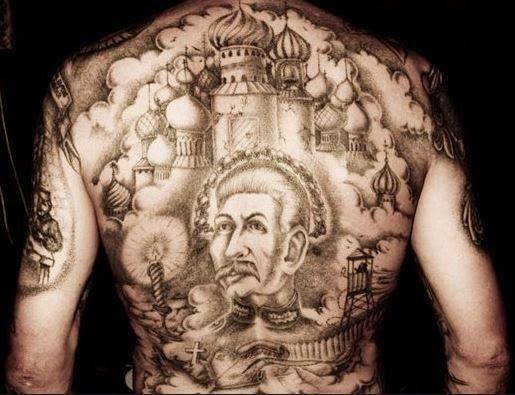 13 3D Prison Tattoos