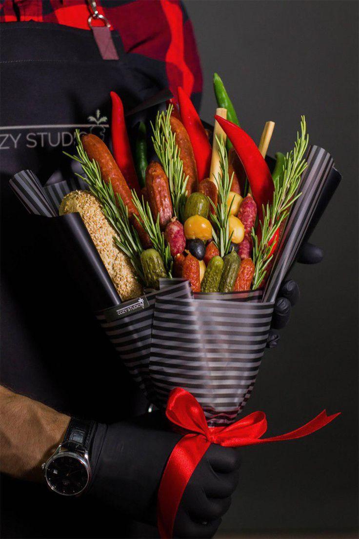 Цветов, оригинальные букеты для мужчин краснодар