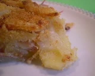 Tortino di patate e speck