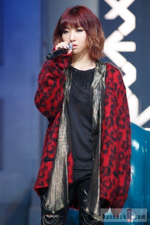 MINZY ★ 2NE1 - MISSING YOU // MCountdown! (051213)