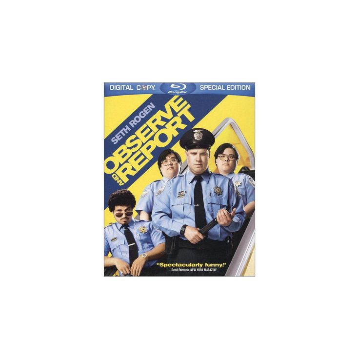 Observe and Report (Special Edition) (2 Discs) (Includes Digital Copy) (Blu-ray)