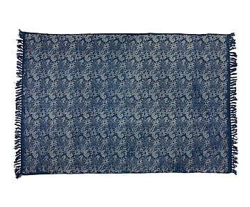 Alfombra de yute y algod n bidani 160x230 cm proyecto - Alfombras de algodon ...