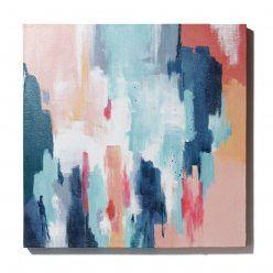 Rebecca Judd Loves Home Republic Strata Canvas, wall art, artwork