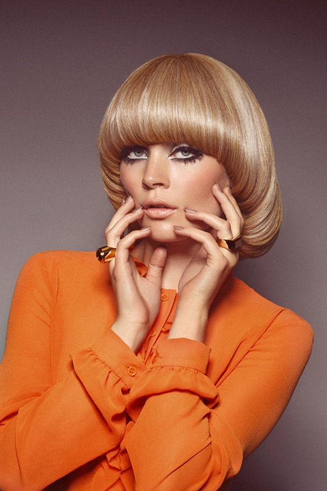 I see we are embracing the bowl cut.  I'm in! But I will be wearing a wig, thank you.