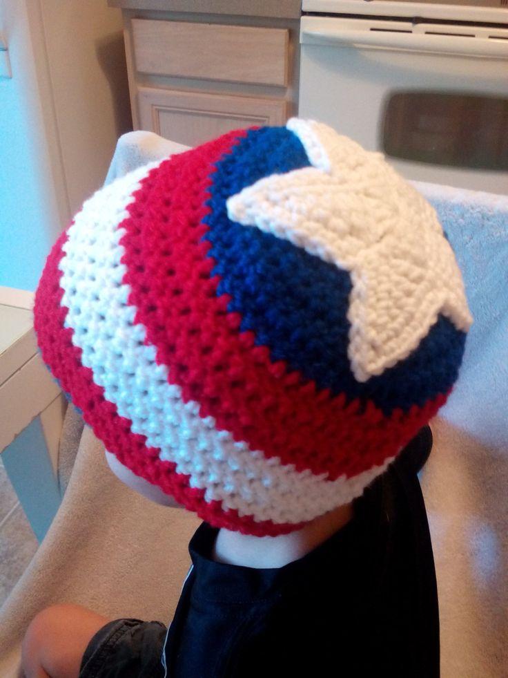 25+ best ideas about Captain America Hat on Pinterest ...