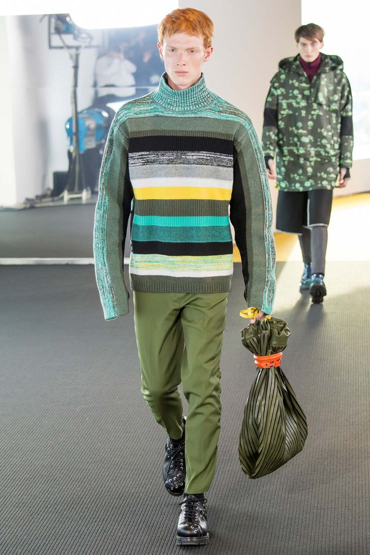 Kenzo Fall 2015 Menswear - Collection - Gallery - Style.com
