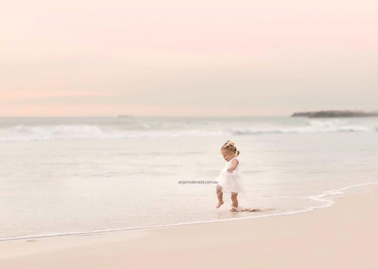 Beach photo shoot