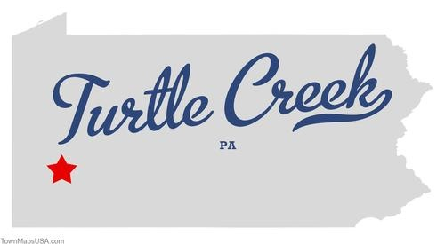 Turtle Creek, PA ... my home town!